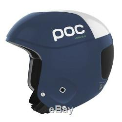 Poc Orbic Comp Fis Ski Racing Casque Bleu Plomb, M / L (55-58cm)