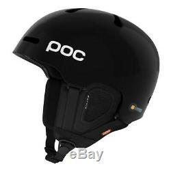 Poc Skihelm Fornix Schwarz Snowboardhelm D'hiver Ski Helm Schutzhelm Herren Damen