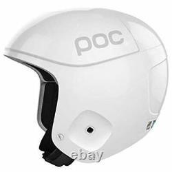 Poc Skull Orbic X Ski Helmet Hydrogen White