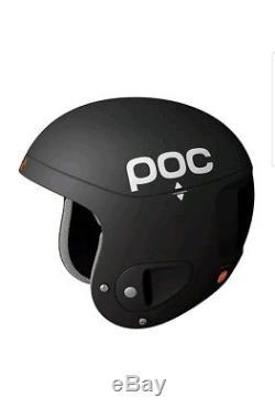 Poc Skull Race Casque Comp 2.0 2014 Modèle Noir Taille Small Medium