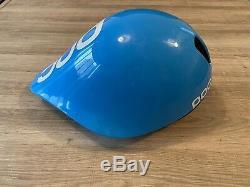 Poc Tempor Aero Casque XL / XXL Bleu