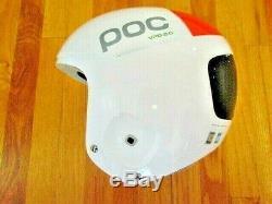 Poc Vpd 2.0 / Orbic Comp Ski Race Casque / Fis Approuvé Moyen-large
