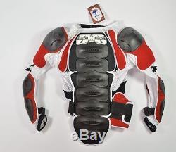 Pro-tec Pinner Suit Lt Hommes Snowboard Costume De Protection Grand Noir Blanc Nouveau
