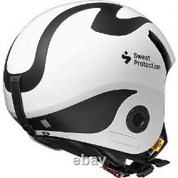 Protection Douce Volata Mips Ski Race Casque Taille M/l Gloss White
