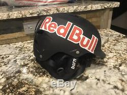 Red Bull Athlète Casque De Ski / Snowboard, Wakeboard, Bmx, Skate