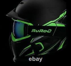 Rg1-dx Winter Sports Helmet & Goggles Chaos Viper Edition 2019/2020