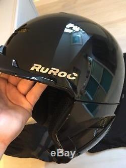 Ruroc 2017/18 Rg1-dx Titan Ski / Board Casque