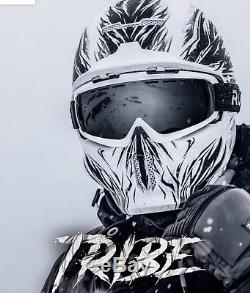 Ruroc Casque Rg1- DX Tribe- Édition Limitée 2018