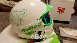 Ruroc Casque Rg1-x Viper Ski Snowboarding Hiver