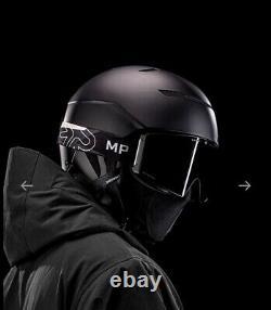 Ruroc Lite Mp Pro Ski/snowboarding Helmet 20/21 Gamme Xl/xxl