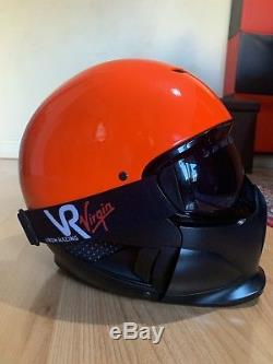 Ruroc M / L Casque Ski / Snowboard Tres Rare Nouvelle Vierge