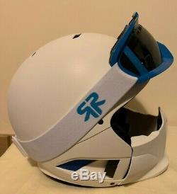Ruroc Rg-1 Casque De Ski Sur Glace / Snowboard Taille Adulte M / L 2013