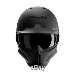 Ruroc Rg1 DX De Base Couleur Noir Taille M / L (57 59 Cm) Saison 19/20