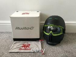 Ruroc Rg1 Ski/snowboard Casque M/l