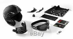 Ruroc Rg1-dx Chainbreaker Couleur Noir Taille S (52-56cm) Saison 19/20