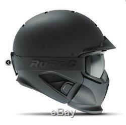 Ruroc Rg1-dx Core Neuf Jamais Porté Rrp £ 230 XL