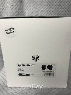 Ruroc Rg1-dx De Base Neige Approuvé Casque De Moyen / Grand 57cm 60 CM