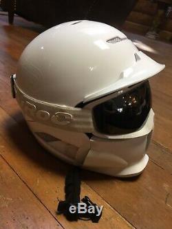 Ruroc Rg1-dx Fantôme Ski / Snowboard Taille Moyenne Casque