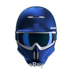 Ruroc Rg1-dx Farbe Blau Métallique Taille M / L (57 59 Cm) 19/20 Saison