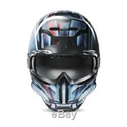 Ruroc Rg1-dx Farbe Machine Taille XL / XXL (60 64 Cm)