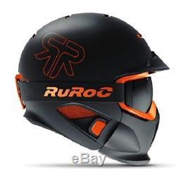 Ruroc Rg1-dx Farbe Noir Nova Größe XL / XXL (61 64 Cm)