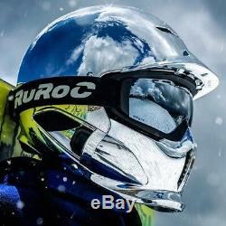 Ruroc Rg1-dx Farbe Ombre Chrome Gr. M / L (57 60 Cm)