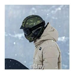 Ruroc Rg1-dx Farbe Spitfire Taille M / L (57 59 Cm) 19/20 Saison