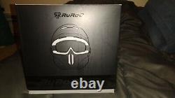 Ruroc Rg1-dx Forge (édition Spéciale) Casque De Ski/snowboard M/l