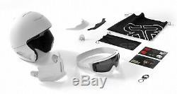 Ruroc Rg1-dx Ghost Blanc Taille XL Casque / XXL Nouveau Dans La Boîte