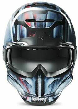 Ruroc Rg1-dx Machine À Casque Ski / Snowboard M / L (57-60cm)