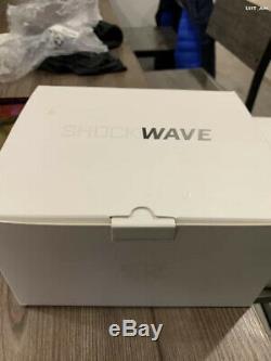 Ruroc Rg1-dx Machine Edition Limitée Avec Le Système Audio D'ondes De Choc Sans Fil