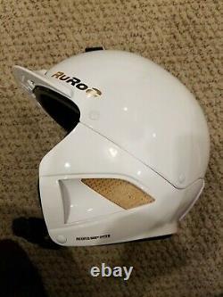 Ruroc Rg1-dx Série 2 Édition Spéciale Trinity Helmet Yl/s