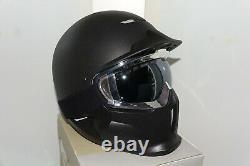 Ruroc Rg1-dx Taille ML Ski Helmet Action Skateboard Ski Snowboard