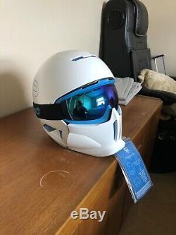 Ruroc Snowboard- Casque De Ski. Taille M / L
