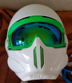 Ruroc Snowboard / Système Casque De Ski Ghost M/l