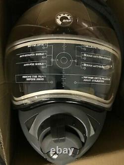 Ski-doo Bv2s Electric Se Casque 4474680990 Grand L Noir