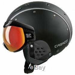 Skihelm Casco Sp6 Visier Gr. S