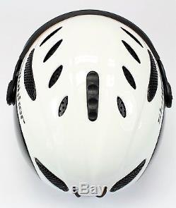 Slokker Balo Visière Skihelm Ski Snowboard Helm Eislaufen Sports D'hiver Gr 52-54