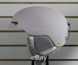 Smith Allure Mips Femmes Ski Snowboard Casque Moyen 55-59cm Matte Tusk New 2020