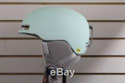 Smith Allure Mips Femmes Ski Snowboard Casque Petit 51-55cm Matte Pale Mint 2020
