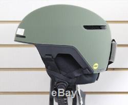 Smith Code Mips Snowboard Casque Adulte Moyen 55-59 CM Matte Sage Green New 2020