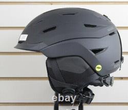 Smith Liberty Femmes Mips Snowboard Helmet Adult Medium 55-59 CM Black Pearl Nouveau