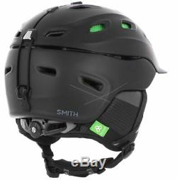 Smith Mens Vantage Mips Ski Neige Casque XL Extra Large 63-67cm Noir Mat