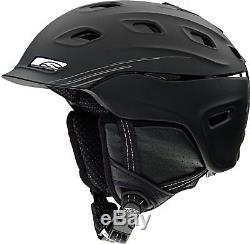 Smith Optics Unisexe Vantage Snow Sport Casque Noir Mat Grand 59-63 CM