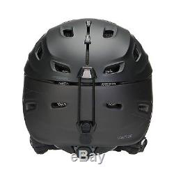 Smith Optics Vantage Casque De Sport De Neige Mat Gunmetal Medium