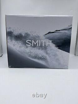 Smith Optics Vantage Mips Casque De Neige Grand Noir Mat
