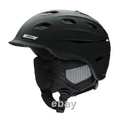 Smith Optics Vantage Mips Ski Snowmobile Helmet Matte Black Small (51-55cm)
