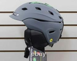 Smith Vantage Mips Ski Snowboard Helmet Adult Medium 55-59 CM Matte Charcoal Nouveau