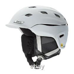 Smith Vantage Mips Ski / Snowboard Helmet Adult Medium 55-59 CM Matte White Nouveau