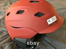 Smith Vantage Mips Ski Snowboard Helmet Adulte M 55-59cm 2017 Adobe Matte Nwot